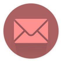 icono email granate